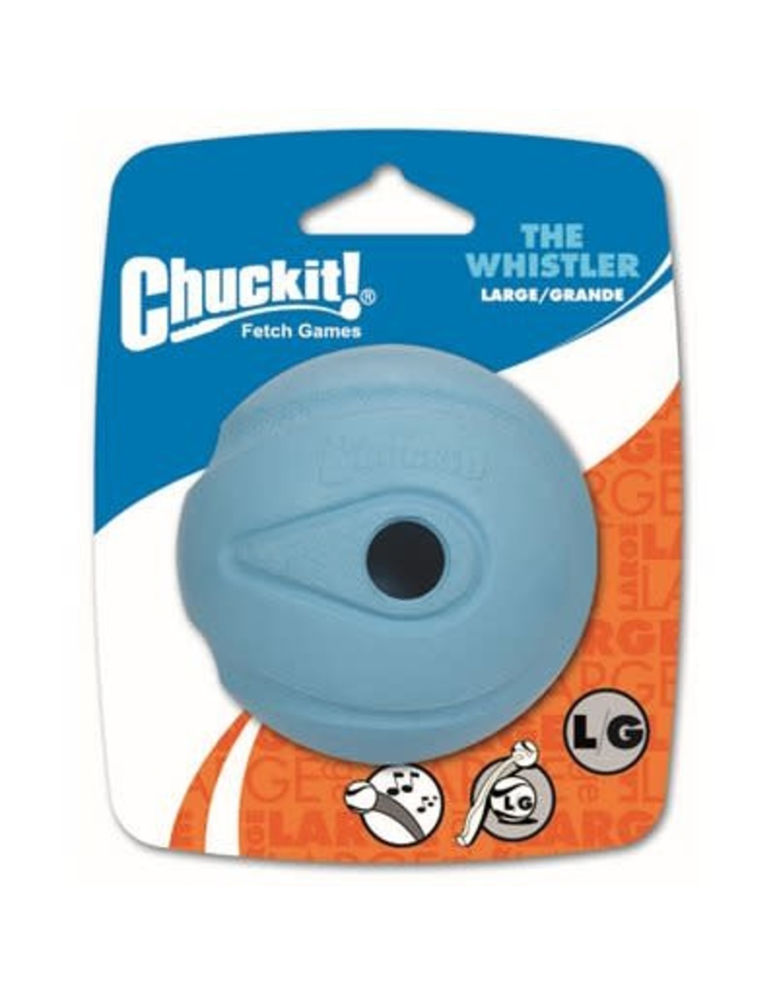 Chuck-It Chuck-It Whistle Ball Large