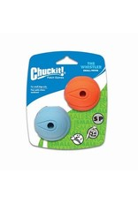 Chuck-It Chuck-It Whistle Ball Small 2pk