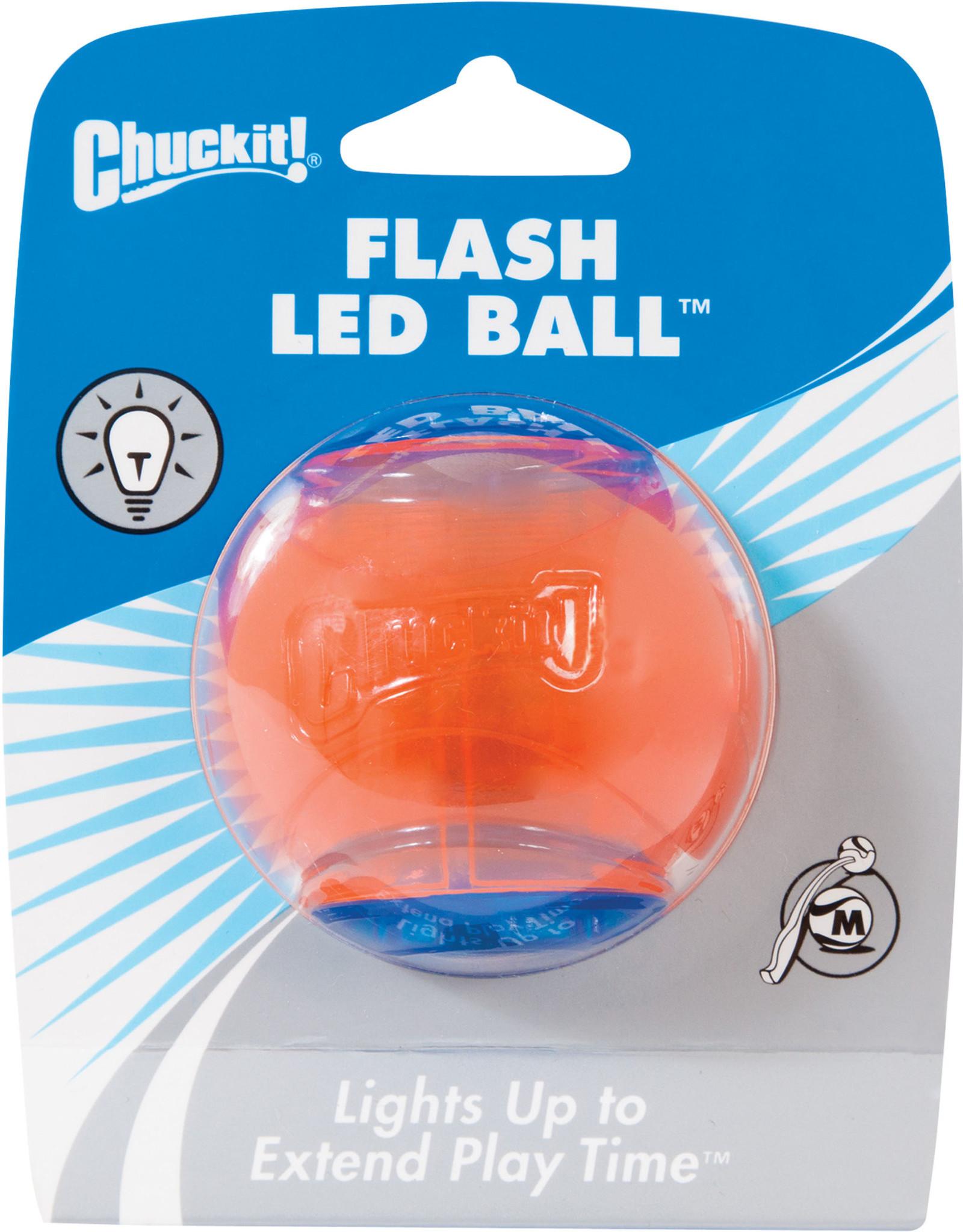Chuck-It Chuck-It Strobe LED Ball Medium