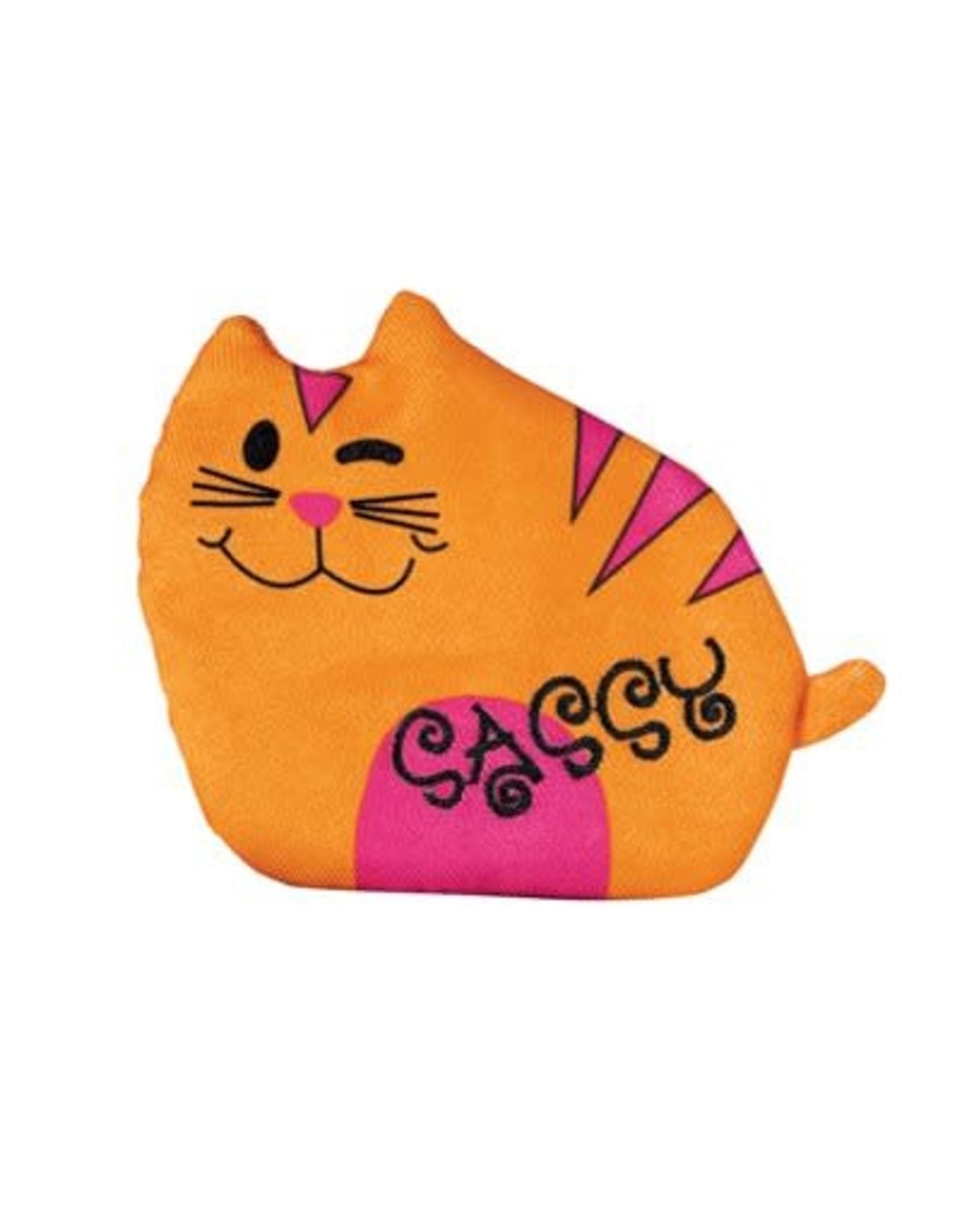 KONG KONG Cat - Refillables Purrsonality Sassy