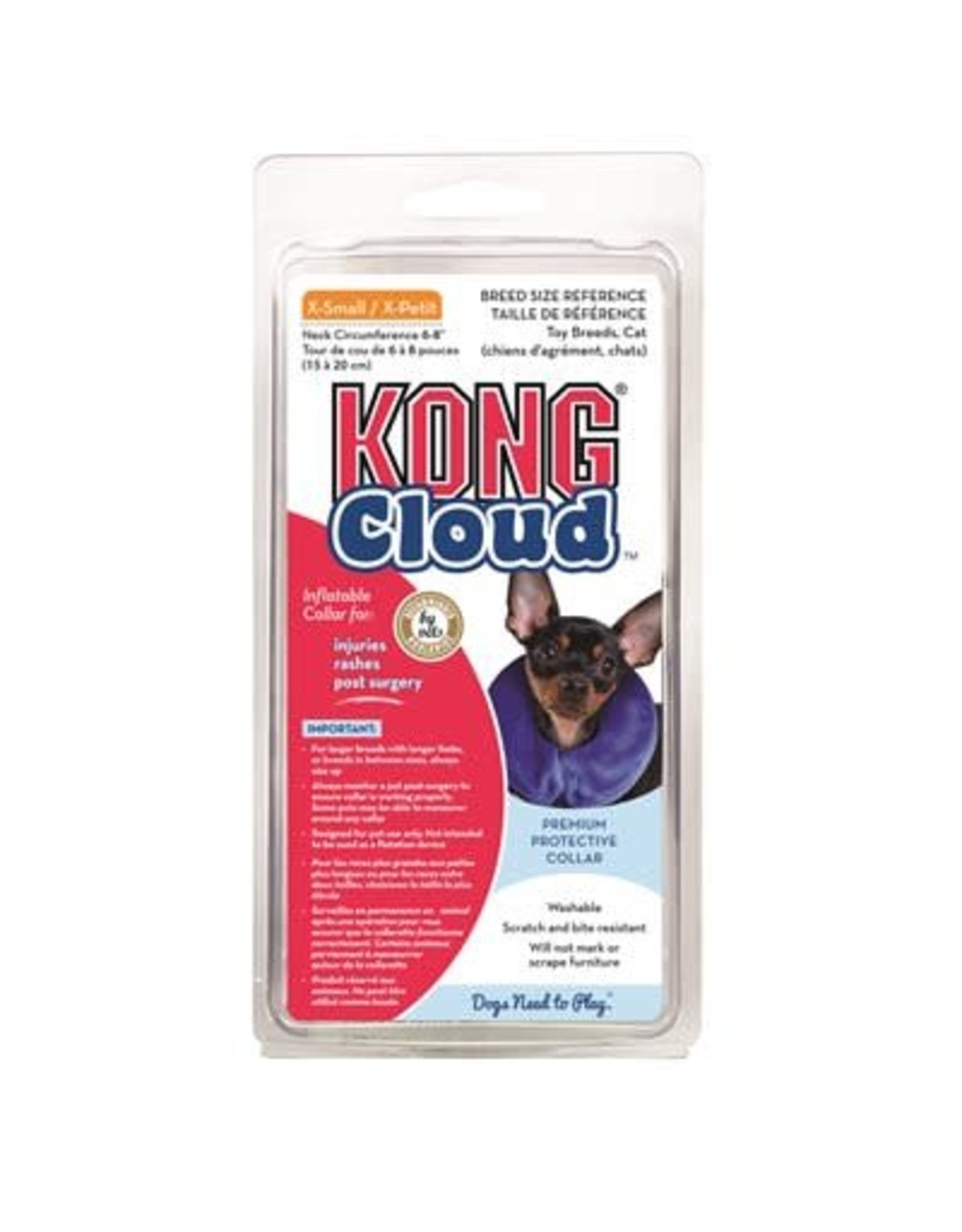 KONG KONG Cloud Collar X-Small