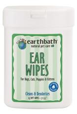 Earthbath EARTHBATH Ear Wipes 25ct.