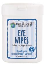 Earthbath EARTHBATH Eye Wipes Tear Stain Remover 25ct.