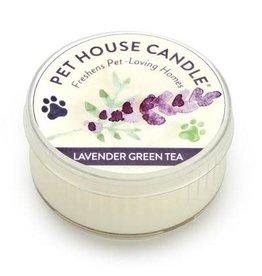 Pet House PetHouse Natural Soy Mini Candle 1.5oz - Lavender Green Tea