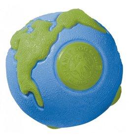 PlanetDog PD Orbee Tuff Ball Blue/Green Large