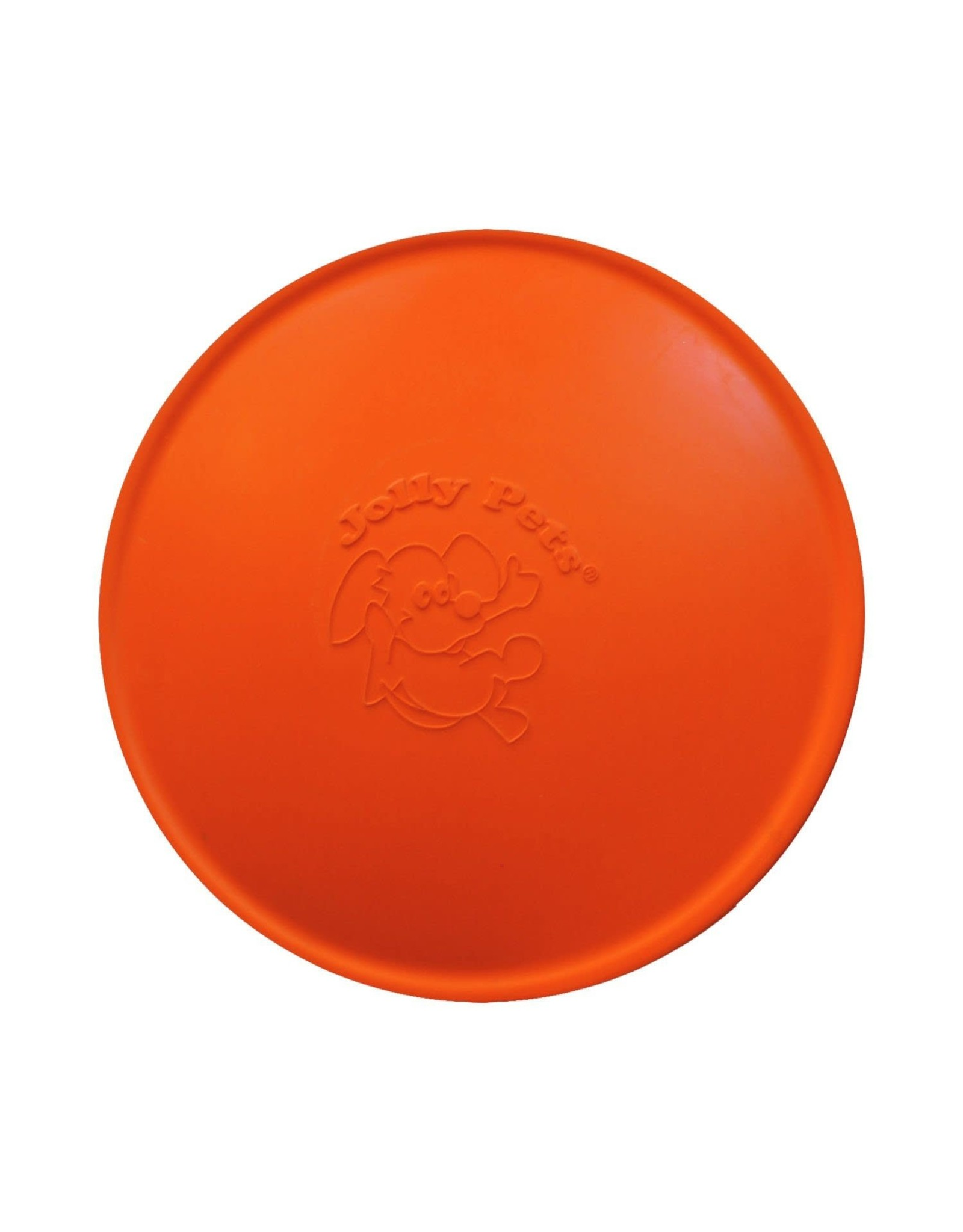 Jolly Pet JP Jolly Flyer Orange 7.5""