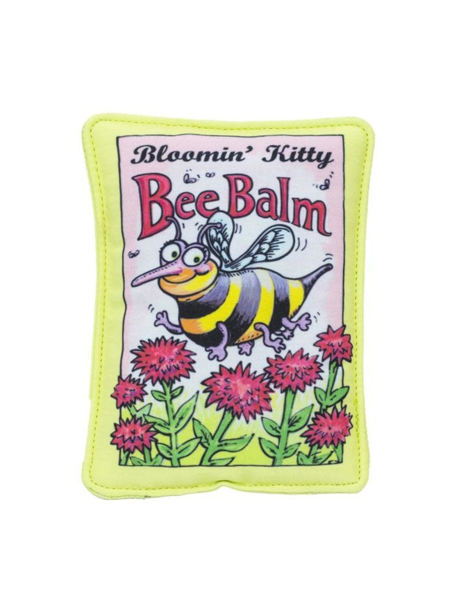 FUZZU FUZZU - Cat Toy - Blooming Kitty Bee Balm