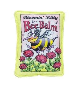 FUZZU FUZZU - Cat Toy - Blooming Kitty Bee Balm