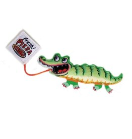 FUZZU FUZZU - Cat Toy - Fast Food Gator