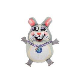 FUZZU FUZZU - Cat Toy - Tea Cup Fluffs Bunny