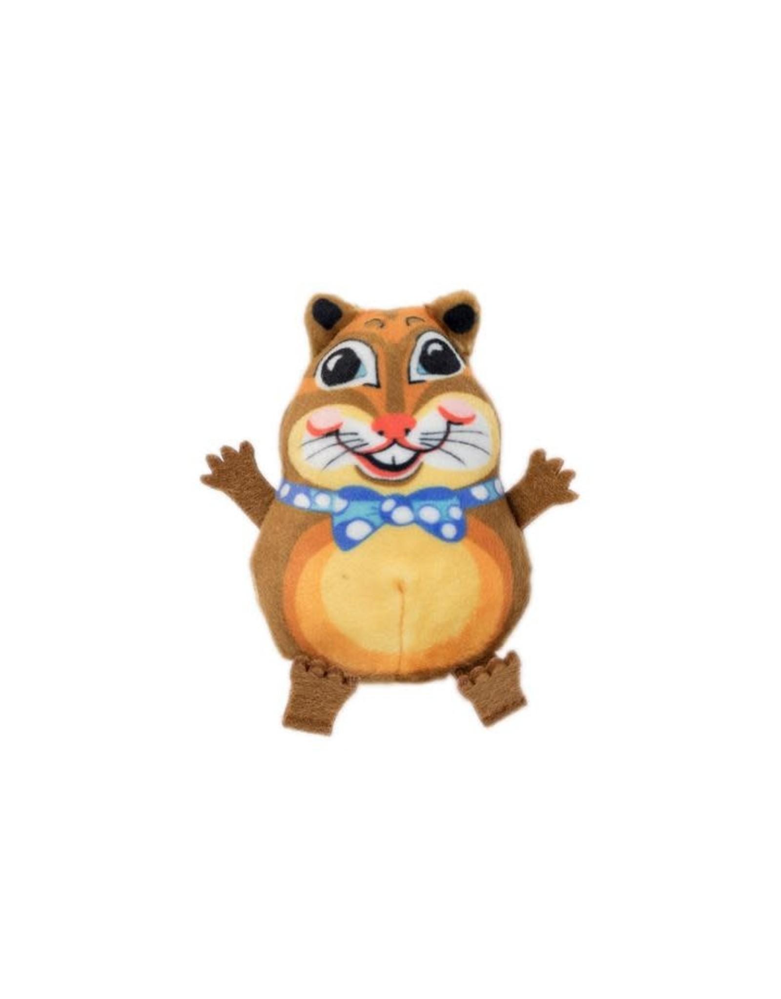 FUZZU FUZZU - Cat Toy - Tea Cup Fluffs Chipmunk