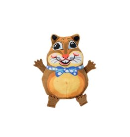 FUZZU FUZZU - Cat Toy - Tea Cup Fluffs Chipmunk