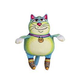 FUZZU FUZZU - Sneaky Cat - NIB