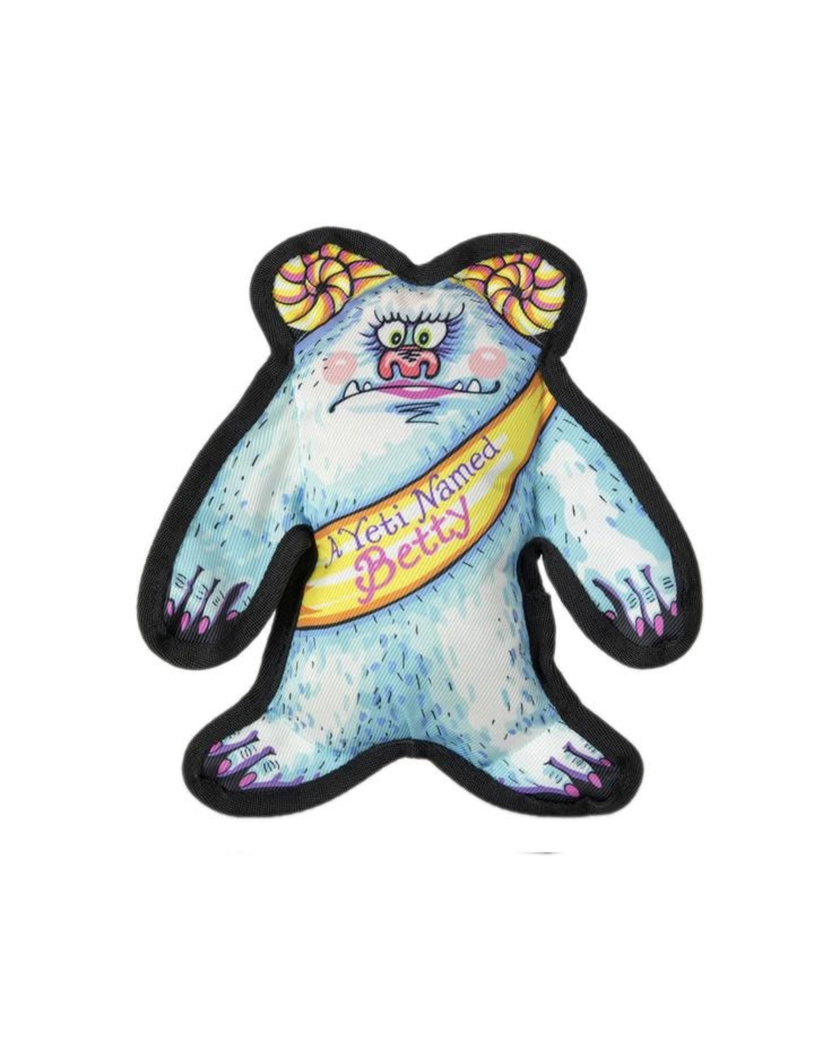FUZZU FUZZU - Wild Woodies - Yeti Named Betty