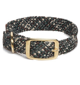 "Mendota Mendota Double-Braid Collar CAMO 1""x24"""