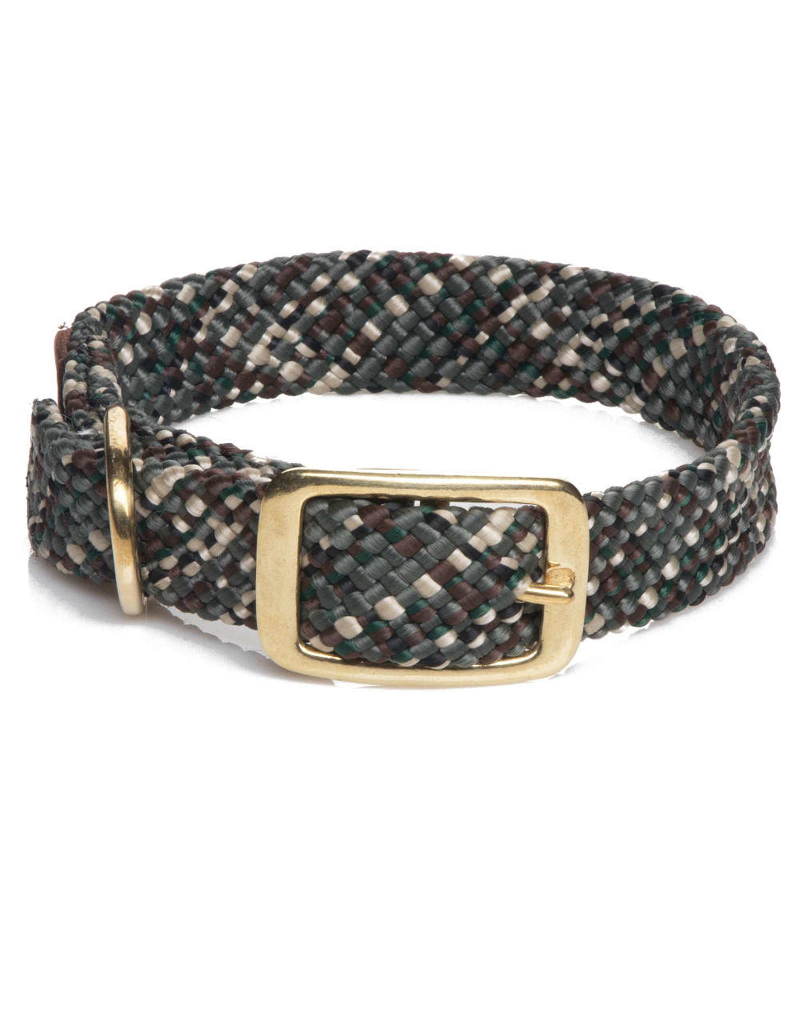 "Mendota Mendota Double-Braid Collar CAMO 1""x21"""