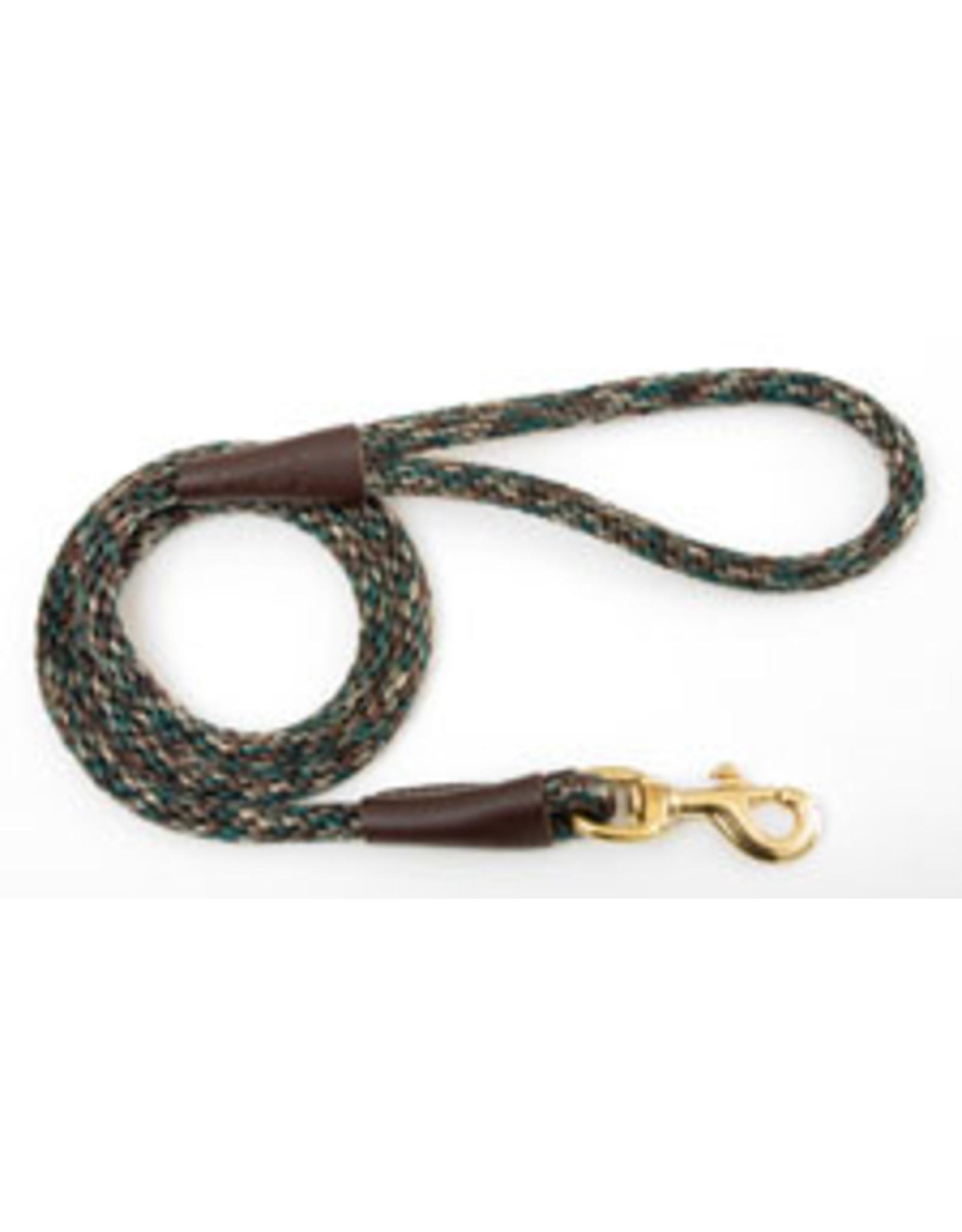 "Mendota Mendota Large Snap Leash CAMO 1/2"" x6'"