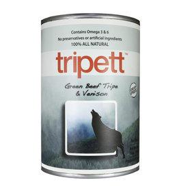 TRIPETT TRIPETT Green Beef Tripe & Venison 14oz