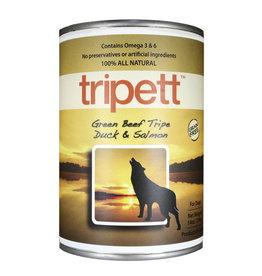 TRIPETT TRIPETT Green Beef Tripe, Duck & Salmon 14oz