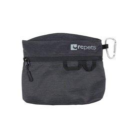 RC PETS RC Pets - Quick Grab Treat Bag Black