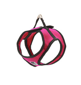 RC PETS RC Pets - Step In Cirque Harness - XL Raspberry