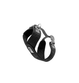 RC PETS RC Pets - Swift Comfort Harness - SM Black/Grey