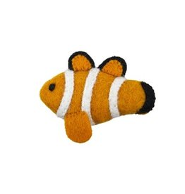 RC PETS RC Pets - WollyWonkz Sea Toy - Clown Fish