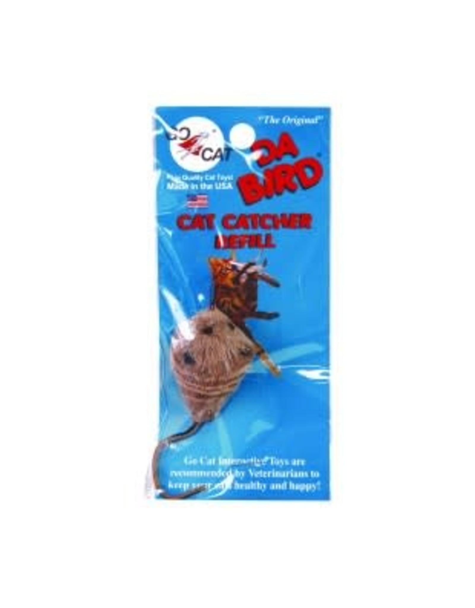DaBird DaBird Cat Catcher Refill Mouse
