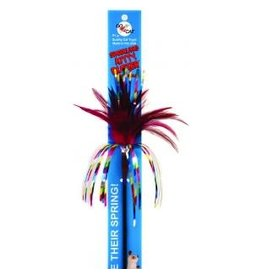 DaBird DaBird Long Sparkling Kitty Duster 36in