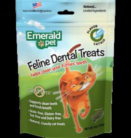 SMART N' TASTY EmeraldPet Catnip Dental Treats 85g