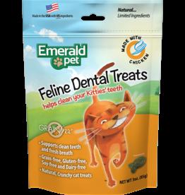SMART N' TASTY EmeraldPet Chicken Dental Treats for Cats 85g