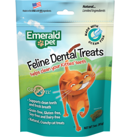 SMART N' TASTY EmeraldPet Ocean Fish Dental Treats 85g