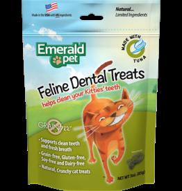 SMART N' TASTY EmeraldPet Tuna Dental Treats for Cats 85g