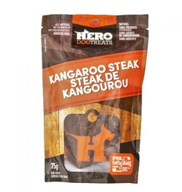 HERO HERO Dehydrated Kangaroo Steak 75g