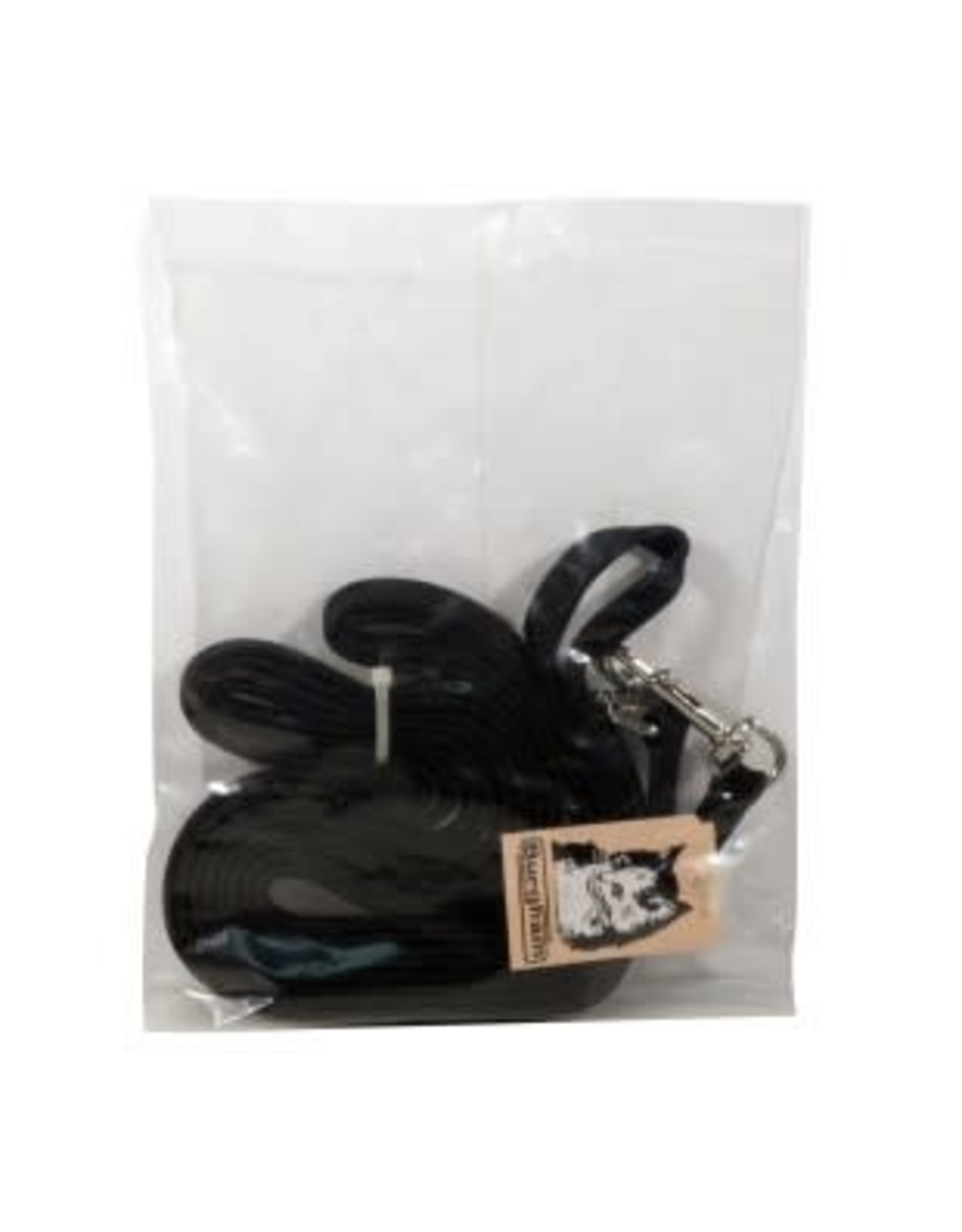 Burgham BURG Nylon Cat TieOut 10' Black