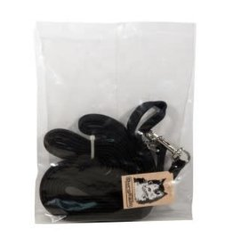 BURG BURG Nylon Cat TieOut 10' Black