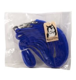BURG BURG Nylon Cat TieOut 10' Blue