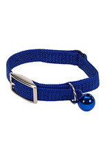 "Coastal Coastal Cat Safety Collar - 8"" Blue"