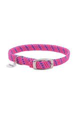 "Coastal Coastal Elasta Cat Reflective/Stretch Collar - 10 "" Pink"