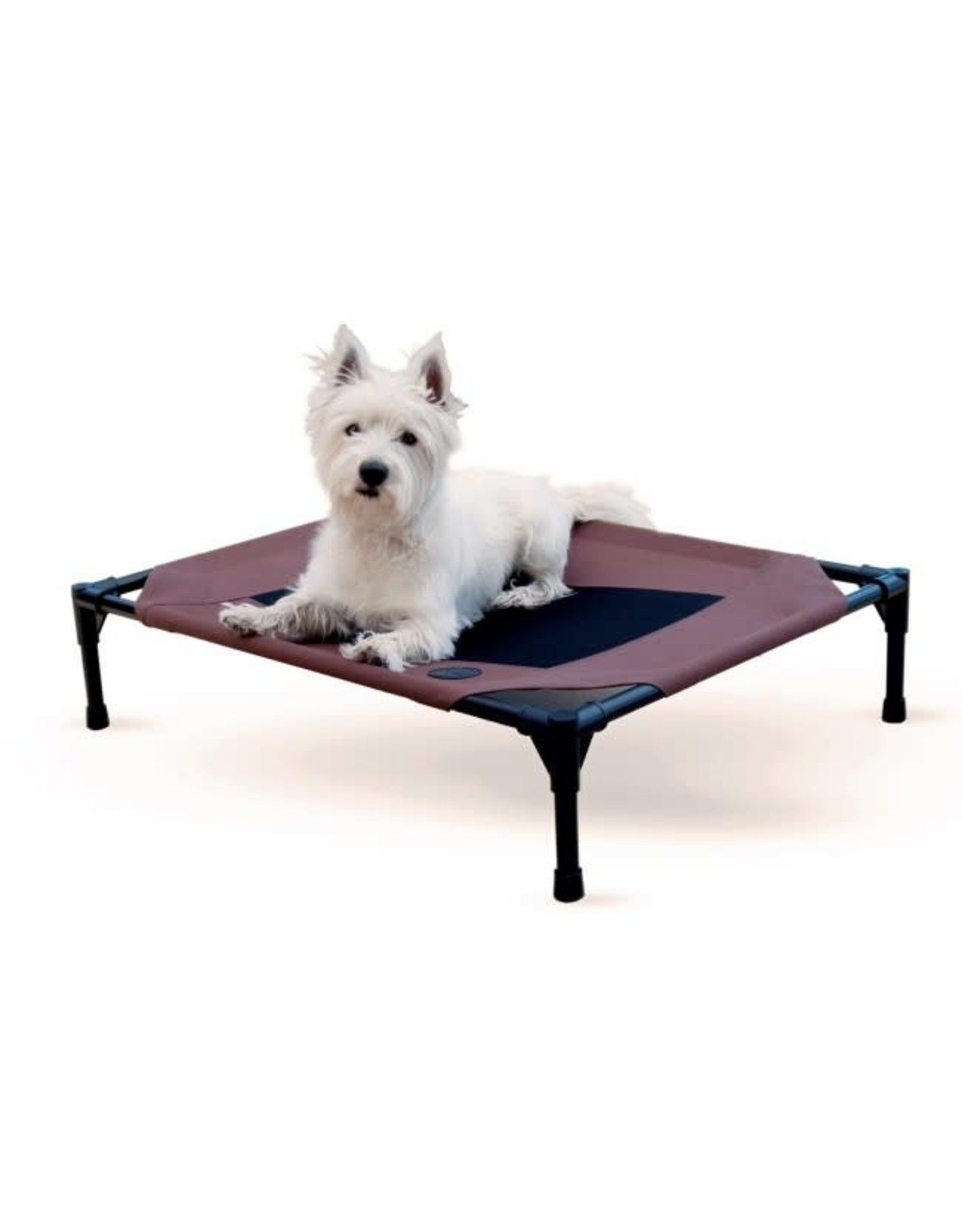 K&H K&H Pet Cot - Medium - Chocolate