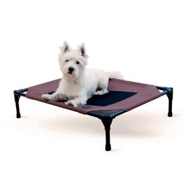 K&H K+H Pet Cot - Medium - Chocolate