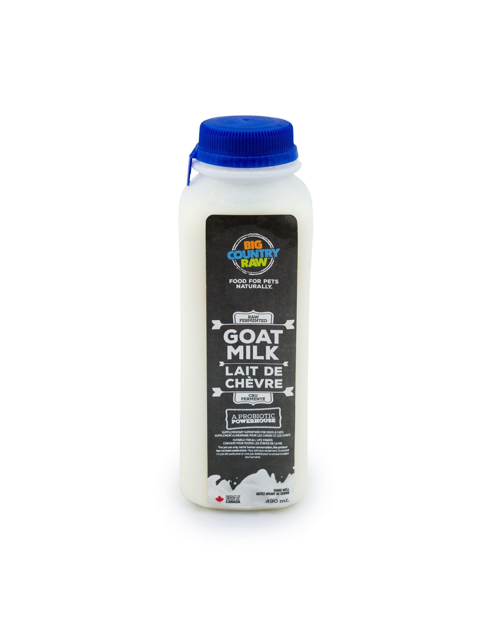 BCR BCR Raw Goat Milk 490ml
