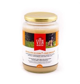 VITA Nutrition VITA Nutrition Animale PORK Broth 640ml