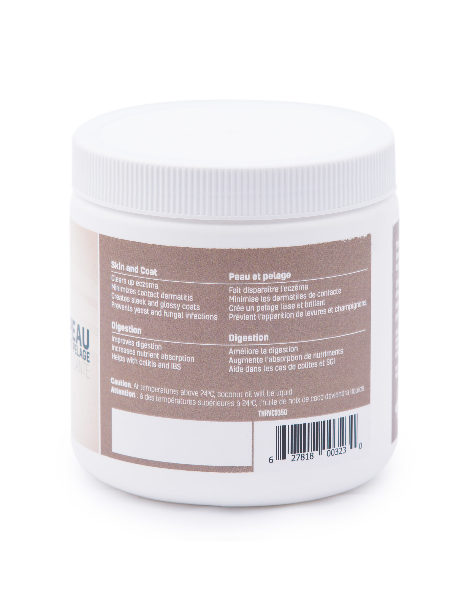 Big Country Raw BCR Thrive Coconut Oil 350ml