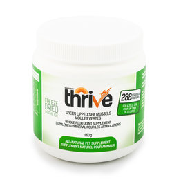 BCR BCR Thrive Green Lipped Mussels 160g