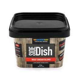 Big Country Raw BCR SideDish - Beef Organ Blend 1lb
