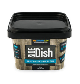 Big Country Raw BCR SideDish - Fruit & Veg Blend 1lb