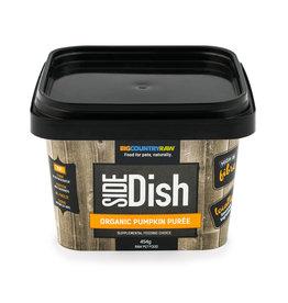 Big Country Raw BCR SideDish - Organic Pumpkin Puree 1lb