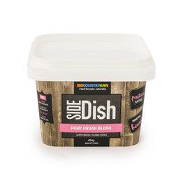 Big Country Raw BCR SideDish - Pork Organ Blend 1lb
