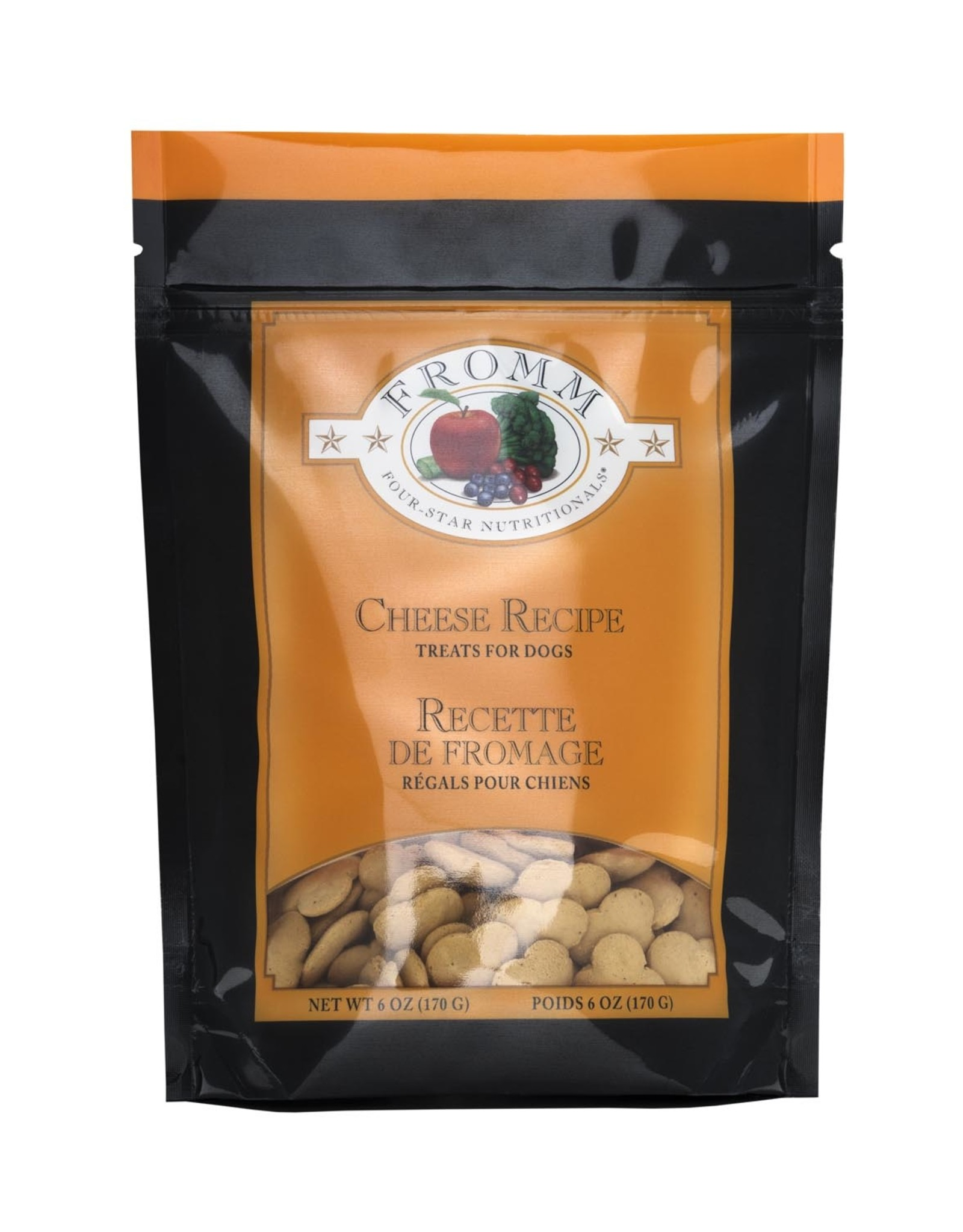 FROMM FROMM Cheese Treats for Dogs 170g